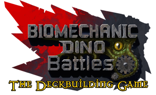 Biomechanic Dino Battles